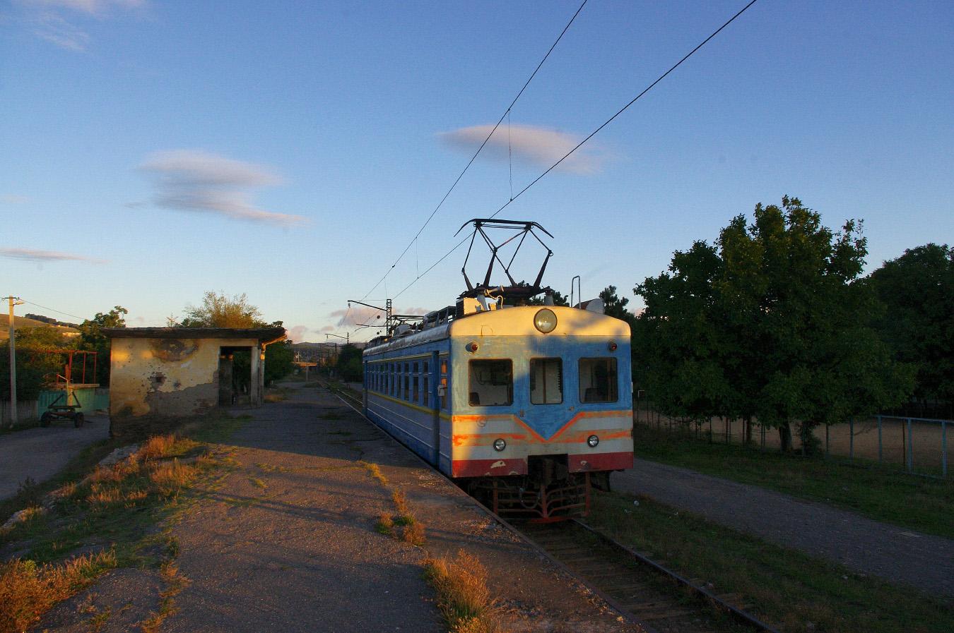 Електросекція Ср3-1510. Грузія, Шида-Картлі, Хашурі-Сурамі