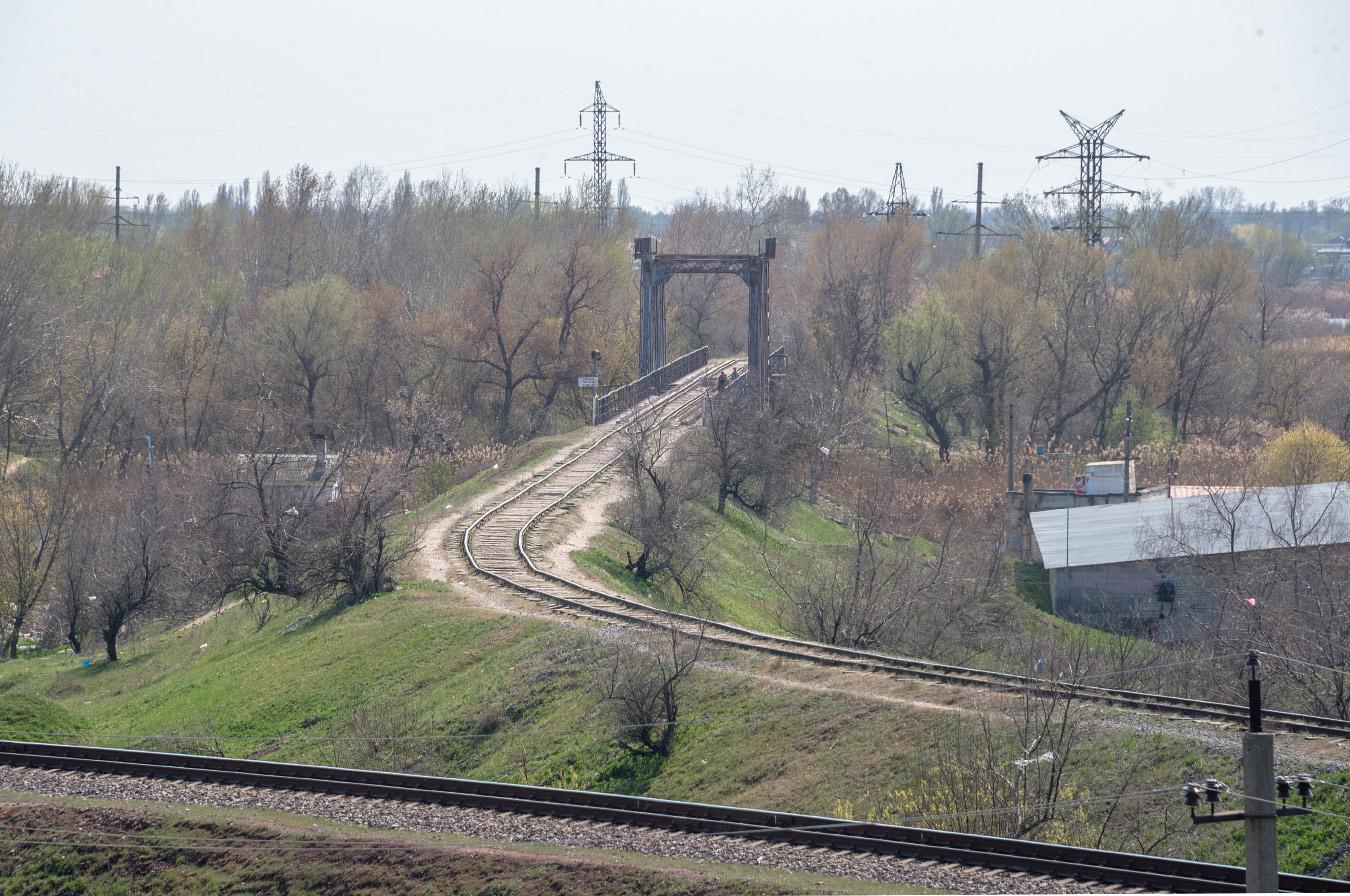 Міст через протоку Кошова. Херсон, Херсонська філія Київ-Дніпровського МППЗТ